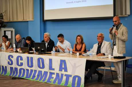 Conferenza Sport in Movimento e Premiazione Talento Atletico 2015