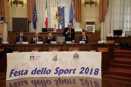 Festa dello Sport Coni Point Pescara 2018