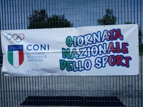 GIORNATA NAZIONALE DELLO SPORT 2018 - SULMONA (AQ)