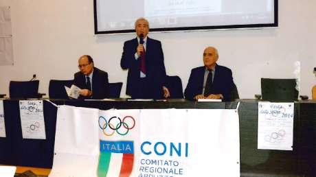 Festa dello Sport Coni Point L'Aquila